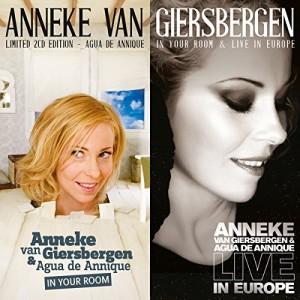 VAN GIERSBERGEN ANNEKE-IN YOUR ROOM & LIVE IN EUROPE