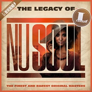 VARIOUS-THE LEGACY OF NU SOUL