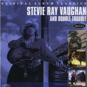 VAUGHAN STEVIE RAY-ORIGINAL ALBUM CLASSICS
