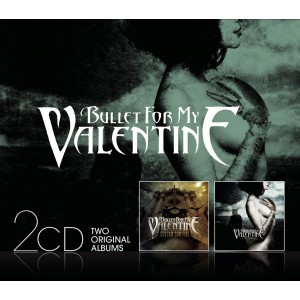 BULLET FOR MY VALENTINE-SCREAM AIM FIRE/FEVER