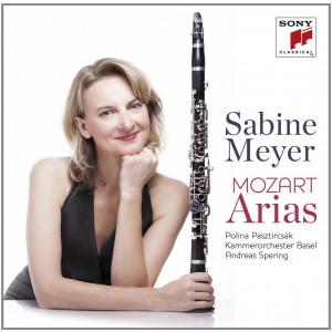SABINE MEYER-MOZART ARIAS