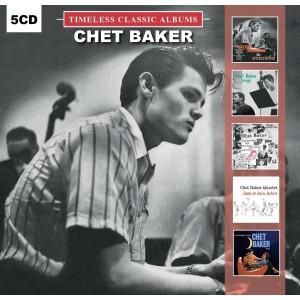 CHET BAKER-TIMELESS CLASSIC ALBUMS