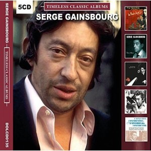 SERGE GAINSBOURG-TIMELESS CLASSIC ALBUMS