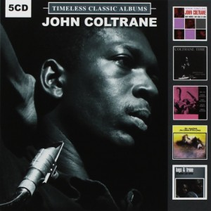 JOHN COLTRANE & FRIENDS-TIMELESS CLASSIC ALBUMS