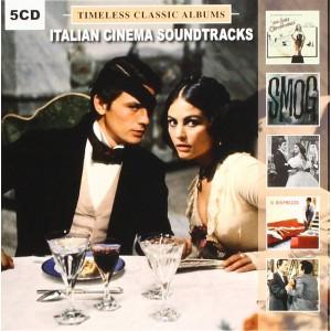ITALIAN CINEMA SOUNDTRACKS-TIMELESS CLASSIC ALBUMS