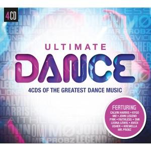 VARIOUS-ULTIMATE... DANCE