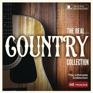 VARIOUS-THE REAL...COUNTRY COLLECTION