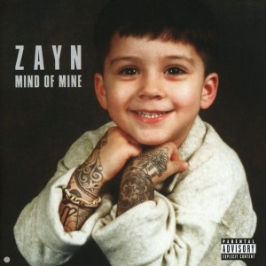 ZAYN-MIND OF MINE (DELUXE EDITION)