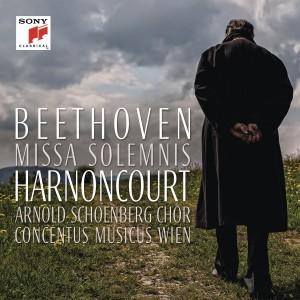 NIKOLAUS HARNONCOURT-BEETHOVEN: MISSA SOLEMNIS IN D MAJOR, OP. 123