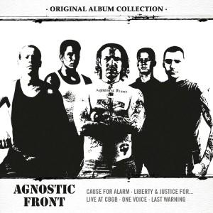 AGNOSTIC FRONT-ORIGINAL ALBUM COLLECTION: DISCOVERING AGNOSTIC FRONT