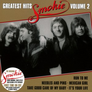 """SMOKIE-GREATEST HITS VOL. 2 """"GOLD"""" (NEW EXTENDED VERSION)"""