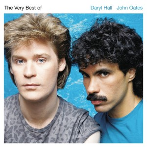 DARYL HALL & JOHN OATES-THE VERY BEST OF DARYL HALL JOHN OATES