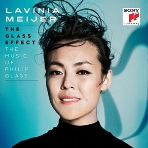 MEIJER LAVINIA-THE GLASS EFFECT (THE MUSIC OF PHILIP GLASS & OTHERS)