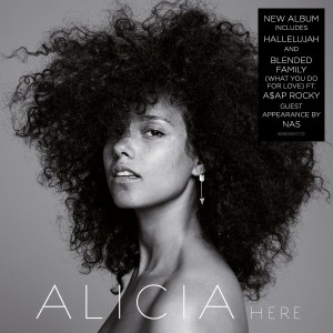 ALICIA KEYS-HERE