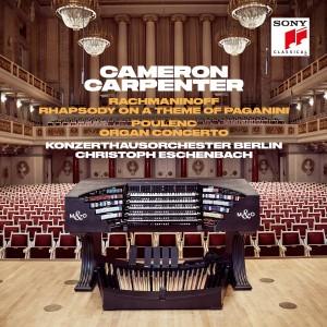 CARPENTER, CAMERON-BERLIN CONCERT