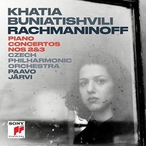 KHATIA BUNIATISHVILI-RACHMANINOFF: PIANO CONCERTO NO. 2 IN C MINOR, OP. 18 & PIANO CONCERTO NO. 3 IN D MINOR, OP. 30