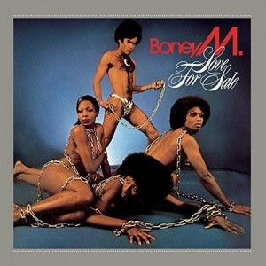 BONEY M.-LOVE FOR SALE (1977)