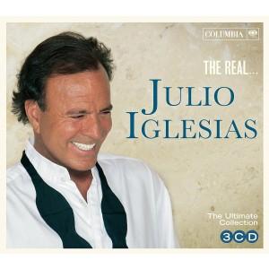 JULIO IGLESIAS-THE REAL... JULIO IGLESIAS