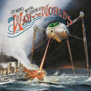 JEFF WAYNE-JEFF WAYNE´S MUSICAL VERSION OF THE WAR OF THE WORLDS