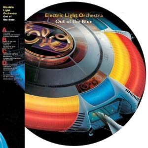 ELECTRIC LIGHT ORCHESTRA-OUT OF THE BLUE