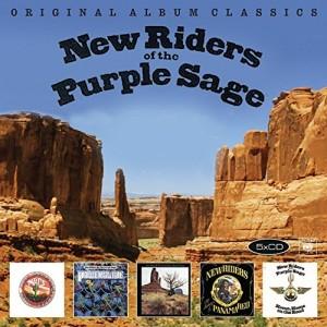 NEW RIDERS OF THE PURPLE SAGE-ORIGINAL ALBUM CLASSICS