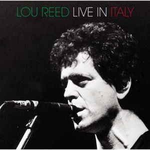 LOU REED-LIVE IN ITALY