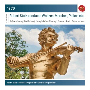 ROBERT STOLZ-CONDUCTS WALTZES, MARCHES & POLKAS