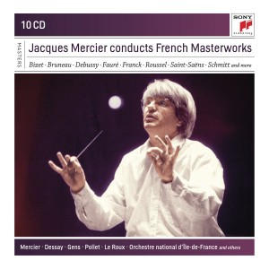 MERCIER JACQUES & ORCHESTRE NATIONAL D´ILE DE FRANCE-MASTERWORKS OF THE LATE 19TH CENTURY IN FRANCE