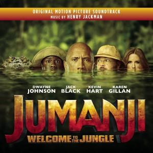 OST-JUMANJI: WELCOME TO THE JUNGLE