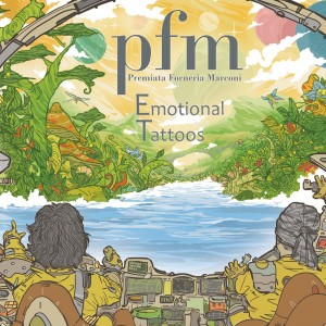 PREMIATA FORNERIA MARCONI-EMOTIONAL TATTOOS