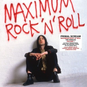 PRIMAL SCREAM-MAXIMUM ROCK ´N´ ROLL: THE SINGLES VOL 1