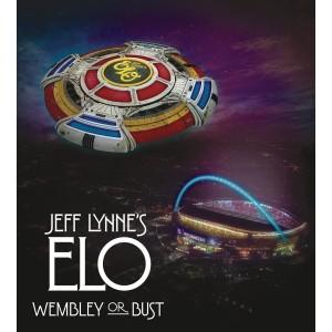 JEFF LYNNE´S ELO-JEFF LYNNE´S ELO - WEMBLEY OR BUST (2 CD/1 BLU-RAY)