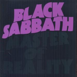 BLACK SABBATH-MASTER OF REALITY