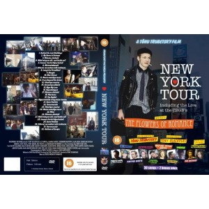 NEW YORK TOUR (MUSIC BY FLOWERS OF ROMANCE)