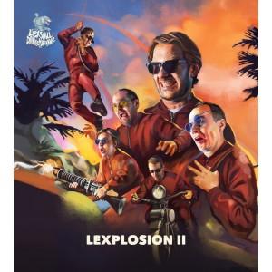 LEXSOUL DANCEMACHINE-LEXPLOSION II (DIGIPAKK)